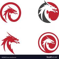 template of a dragon creative dragon logo template sport mascot arenawp