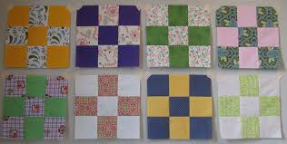 Simple Square Quilt Patterns Adorable How To Sew A Quilt Quilting 48 48 Steps With Pictures