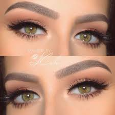 best makeup ideas for your charming and unique hazel eyes see more
