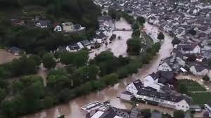 Western Europe sees severe flash ...