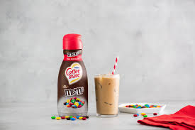 It's creamy and has a hint of coconut, but no overwhelming coconut flavor. Coffee Mate Is Releasing An M M S Coffee Creamer In 2021
