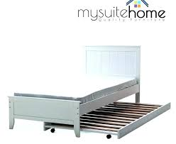 Furniture Daybed Full Size Frame Canada Twin Trundle Bed Frames Hi ...