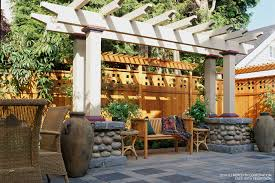 patio privacy inspiration to help create a perfect outdoor getaway