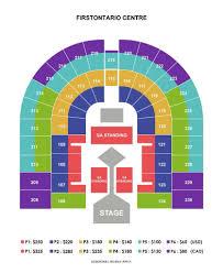 Bts Seating Chart Hamilton