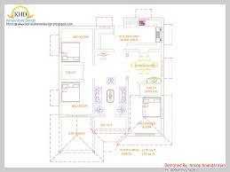3 bedroom home plans kerala kerala style 3 bedroom single floor