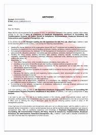 Human Resource Resume Template Sansurabionetassociatscom