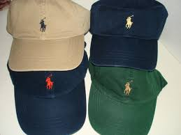 polo ralph lauren basebal hat fit all leather strap nwt