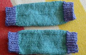Leg Warmer Knitting Pattern Gorgeous Ravelry Easy Baby Leg Warmers Pattern By Arte Con Sobras