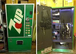 Newspaper Vending Machine For Sale Inspiration Soda Machine Gun Safes 48 Brands BEACH