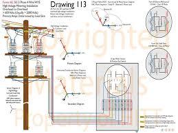 harris institute of technical training reference manuals for harris institute of technical training reference manuals for electricity metering three phase primary metering diagrams book 3 92