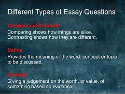 how to write an essay stuff you wished your teacher told you by jen  different types of essay