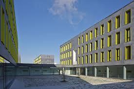 Studentenwohnheim In Ulm Von Bogevischs Buero Eröffnet