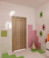 Bilder 3d Interieur Badezimmer Grün Rosa Ral Fete 7
