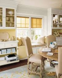 Office in dining room Formal If Sitdown Dinner Isnt An Everyday Occurrence Then Your Dining Room Can Easily Double As Discreet Office Any Table Large Enough For Family Meal Pinterest 228 Best Dining Room Office Images Home Office Desk Home Decor