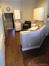 Wood Tile Floor Kitchen Wood Look Tile Floors Pinterest Addict