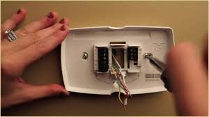 7 day programmable thermostat rth7600d honeywell 7 day programmable thermostat rth8500d how to install