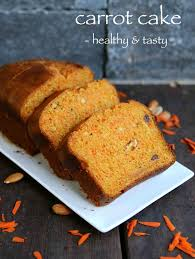 Carrot Cake Recipe How To Make Easy Eggless Carrot Cake Recipe