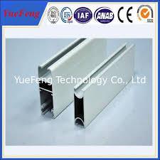 oem odm aluminum frames door parts with glass panel aluminum door