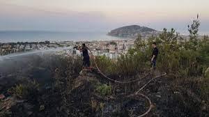 Alanya'da felaket son anda önlendi! Yakıp kaçtılar - Son dakika haberleri