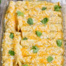 best green chile en enchiladas