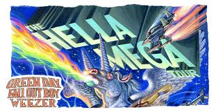 Buy tickets for The Hella Mega Tour: Green Day, <b>Fall Out Boy</b> and ...