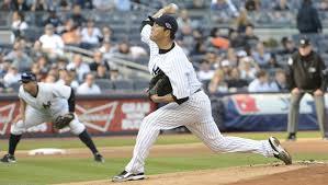 Hiroki Kuroda threw five perfect innings