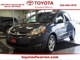 Toyota Sienna in Warren, OH | Toyota Of Warren