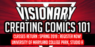 create college class schedule visionarys official class schedule 2019 visionary comics