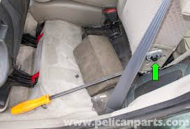 volvo v70 seats replacement 1998 2007