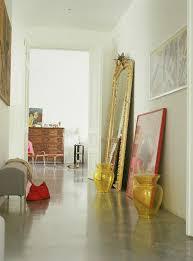 narrow corridor design ideas