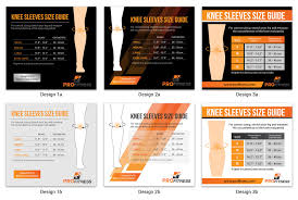Knee Sleeve Size Chart Entry 13 By Lelaku For Design A Knee Sleeve Size Chart