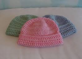 Easy Crochet Baby Hat Patterns For Beginners Custom Crochet Baby Hats SLK Designs SLK Baby Hat