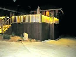 home led lighting strips. Contemporary Home Exterior Led Lighting Strips For Home Deck  Custom Outdoor Stair  For Home Led Lighting Strips