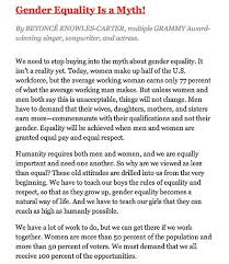 equality essays papers