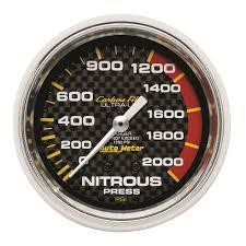 Autometer Gauge Light Ad Ebay Autometer 4828 Carbon Fiber Mechanical Nitrous