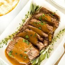 the best oven roast beef favorite