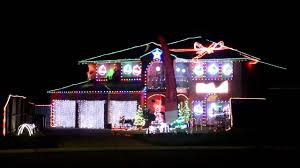 Gangnam Style Christmas Lights Perth Karinya Place Kellyville Christmas Lights 2014 Youtube