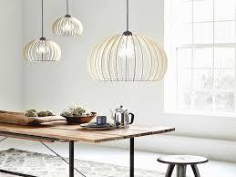 unique pendant lighting. Large Pendant Lighting Unique Nordlux Chino 40cm Wooden Cage Light Lampsy P