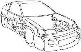 racecar coloring page.  Page Race Car Coloring Sheets Delectable Racecar Pages Colouring In  Beatiful To Page E