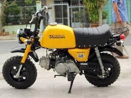 honda gorilla 50cc monkey bike