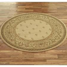 circular outdoor rugs 8 ft round rug various foot area in decoration new braided com