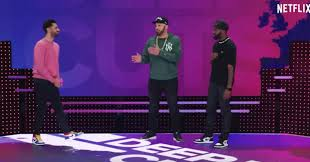 Victory Light Mero Hasan Minhaj Desus And Mero Share What Theyd Do If They