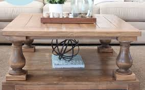 55 diy coffee table inspiration for