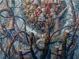 oil painting techniques and art of artist julie heffernan artist daily