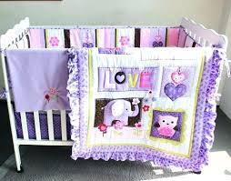 grey baby bedding gorgeous purple nursery bedding purple baby bedding set baby crib bedding purple and grey baby bedding