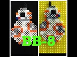 Star Wars Perler Bead Patterns Impressive Perler Bead Star Wars BB48 Tutorial YouTube