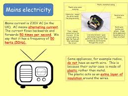alternating current examples appliances. mains electricity current is 230v ac (in the uk). alternating examples appliances