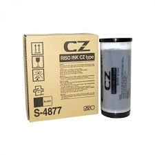 Купить <b>Краска чёрная CZ black</b> RISO [S-4877] по цене 1 530 руб. в ...