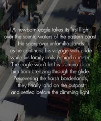 Eagles Pride Light Flight Of The Eagles Original Poem Minecraft Blog