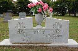 Annie Leek Holt (1899-1961) - Find A Grave Memorial